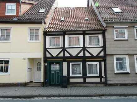 Reihenhaus im Zentrum von Bad Gandersheim