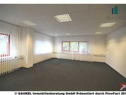 Sehr gepflegte Büroflächen im Gewerbegebiet - Stellplätze direkt vor der Tür!