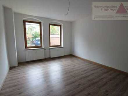 Hübsche Single-Wohnung in ruhiger Lage von Aue!