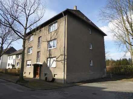 Erdgeschosswohnung mit 2,5 Raum in Wattenscheid Günnigfeld