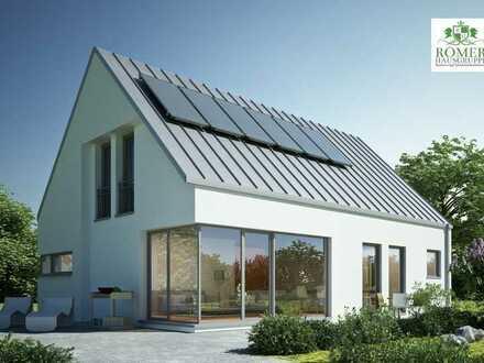 """""""Römer""""-EFH, ab 120m² - KfW 55, schlüsselfertig, inkl. schönem Grundstück"""
