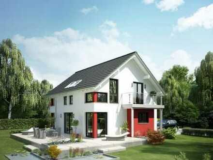 Wir bauen Ihr Haus nach Ihren Wünschen. Zum Beispiel: