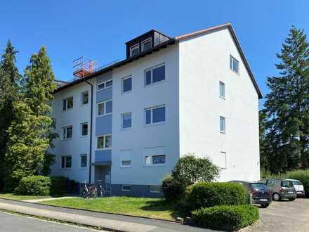 Schöne zwei Zimmer Wohnung in Erlangen Sieglitzhof