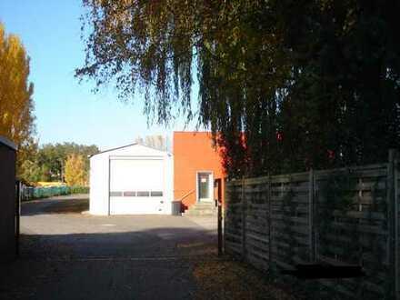 Große Lagerhalle Auf dem Schollbruch 46 a in Gelsenkirchen
