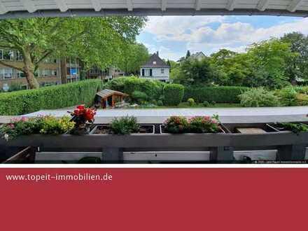 Prächtige Wohnung mit EBK und großem überdachten Balkon im Ehrenfeld