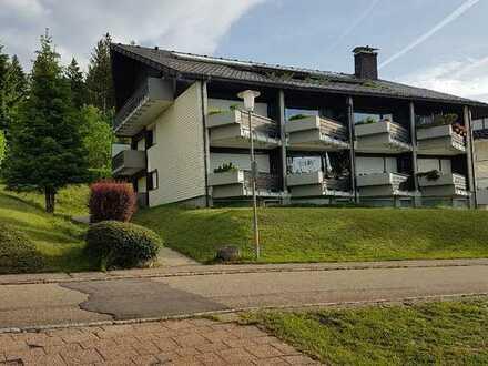 Wunderschöne 3 1/2-Zimmer-Maisonette-Wohnung in 78141 Schönwald