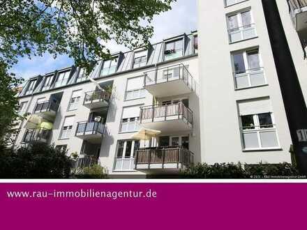 Ideal geschnittene 3-Zimmer-Whg mit Süd-West Balkon in beliebter Lage - Erbbau -