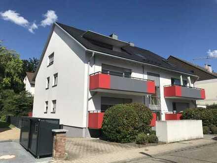 Toplage MZ-Hechtsh. Schön geschnittene Wohnung mit Dachterrasse und Balkonen!!!