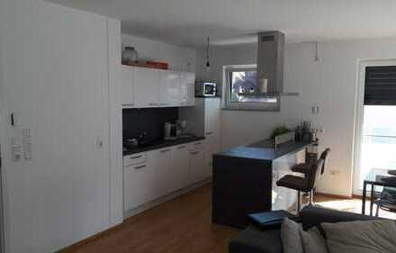 Exklusive, teilmöblierte, neuwertige 2-ZW m. Balkon und EBK Forchheim 790,00€ KM incl. Stellplatz