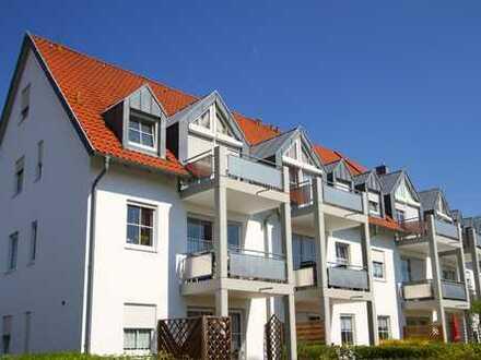 Schöne Maisonette-Wohnung mit Süd-West-Balkon in ruhiger Lage in Dingolfing