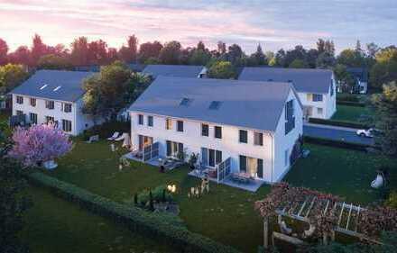 Genießen Sie Ihr NEUES familienfreundliches Reihenhaus im schönen Leipzig-Liebertwolkwitz