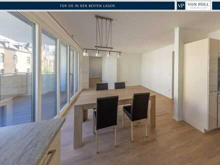 So wohnt man heute! Modern und komfortabel! 3-Zimmerwohnung in bester Lage Landshuts!