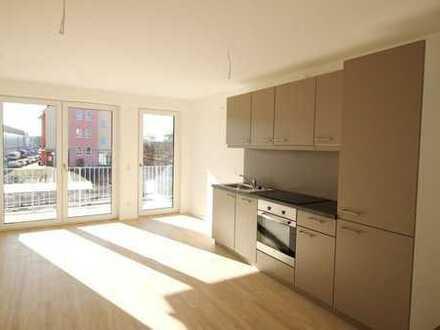 Stilvolle 2-Zimmer-Wohnung mit Balkon und Einbauküche in Nürnberg