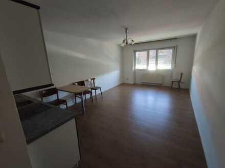 Gepflegte 1-Zimmer-Wohnung mit Einbauküche in Germersheim