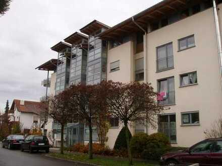 3-Zimmer-Wohnung über den Dächern von Engen