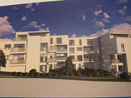 Erstbezug: ansprechende 2-Zimmer-Wohnung mit Einbauküche und Balkon in Amberg