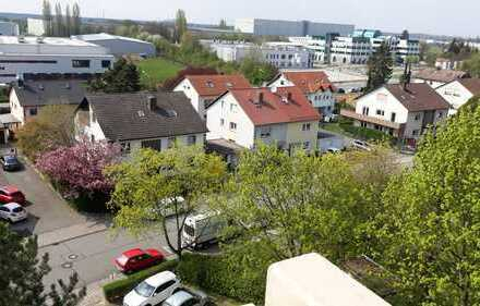Modernisierte 1-Zimmer-Wohnung mit Balkon und EBK in Heppenheim / Bergstrasse