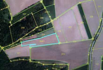 Ackerland 1,21 ha