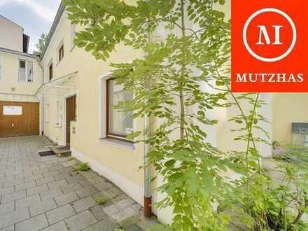 MUTZHAS - Rarität! Einzigartiges Townhouse in unwiederbringlicher Lage der Maxvorstadt