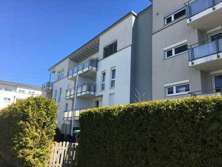Wunderschöne 2 Zimmer Wohnung mit Aussicht incl. Tiefgaragenstellplatz