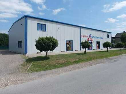 Gewerbehalle Bad Oeynhausen-Eidinghausen TOP Lage -Nähe BAB 30 & BAB 2