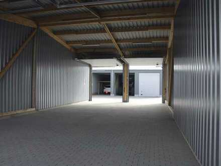 Aschaffenburg - gleich an der A3 Großraumgaragen ideal für Lagerzwecke zu vermieten