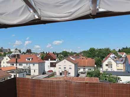 Über den Dächern auf ca. 111 m² Wohn-/Nutzfläche