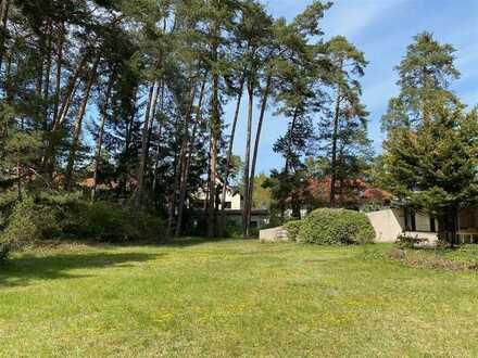 Traumgrundstück mit Parkcharakter in Dechsendorf