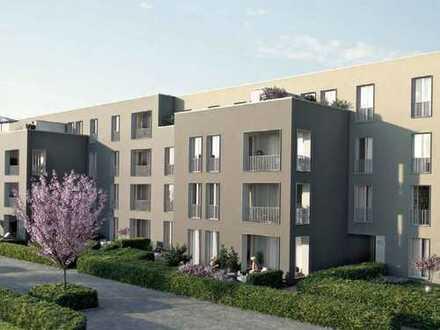 PURE - Penthouse mit Dachterrasse und Einbauküche in den Junkersdorfer Stadtgärten