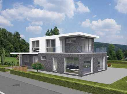 Bauhaus KFW 55 in Wohngebiet mit Bestandsimmobilien nahe Zentrum von Dortmund-Aplerbeck!