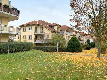 Bezugsfreie 2-Zimmer-Eigentumswohnung mit TG-Stellplatz in Werneuchen, OT Seefeld