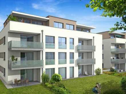 Ideale 3-Zimmerwohnung mit Balkon nach Westen