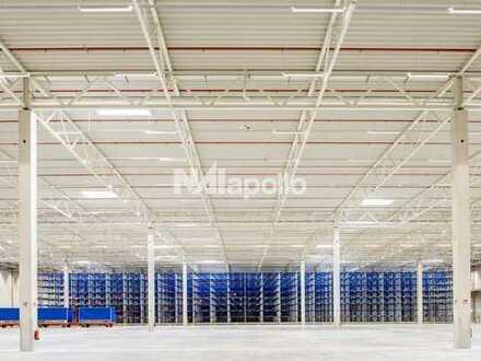 ***TOP-NEUBAUPROJEKTIERUNG mit ca. 10.000 m² Hallenfläche***