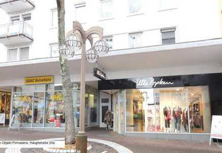 Attraktives Ladenlokal in der Fußgängerzone
