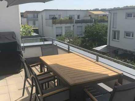 Schöne, helle 5-Zimmer-Maisonette-Wohnung