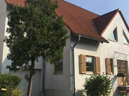 Wunderschöne Doppelhaushälfte in Leipzig-Plaußig