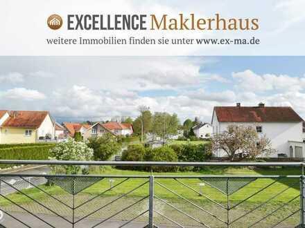 Niedrige Energiekosten und sehr gepflegt - TOP Mietwohnung in Buxheim!