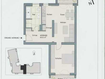 Sehr schöne 2 Zimmer Wohnung in beste Westendlage