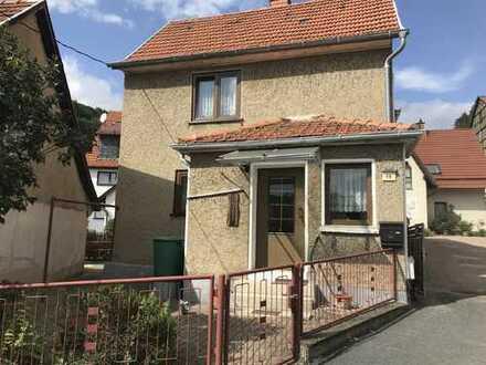 Einfamilienhaus in Steinbach