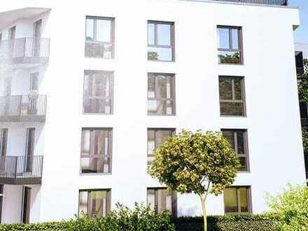 Erstbezug: exklusive 3-Zimmer-Wohnung mit Balkon in Neusäß