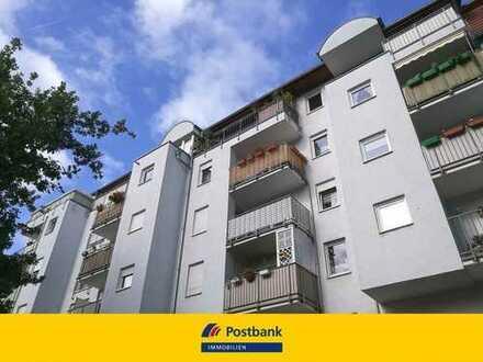 Wunderschöne Dachgeschosswohnung über 2 Etagen im Herzen von Dresden Striesen
