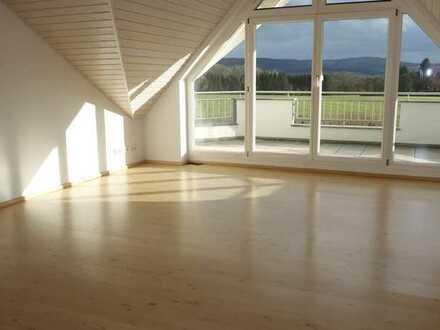 3,5-Zimmer-Wohnung 1. OG schöner Aussicht-Balkon - Feldrandlage - Garagenstellplatz