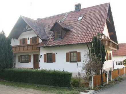 Haus mit sehr viel Platz sucht Bewohner