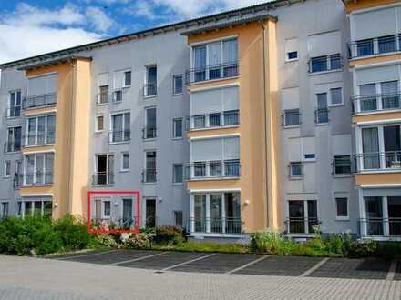 langfristig vermietetes Apartment mit Stellplatz / Betreutes Wohnen St. Michael in Weiden