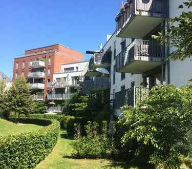 Schöne helle 3-Zimmer Wohnung am Rande des Grafenberger Waldes-West-Balkon 