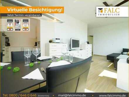 Neckarbogen - hier sind Sie gut aufgehoben! FALC Immobilien Heilbronn
