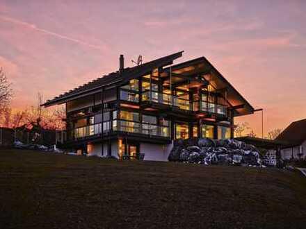 Luxuriöses Traumhaus in unverbaubarer Lage