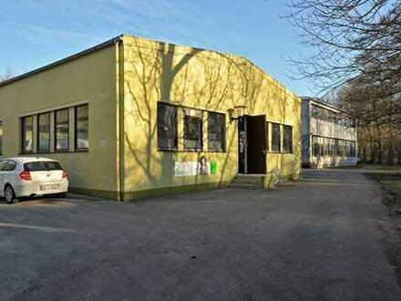 Ausgezeichnete Produktionsfläche oder Lager mit viel Tageslicht in Schwabach