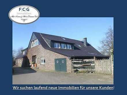 ***Natur und viel Platz: Besondere Wohnung auf Hof mitten im Naturschutzgebiet zu mieten!