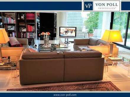 Exklusive Penthousewohnung in Kirchrode !